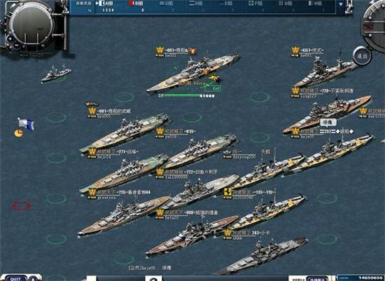 《超级舰队》手游 王者争霸 区域战怎么打