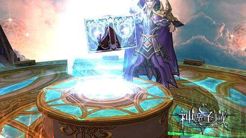 《神魔圣域》手游 炫酷神兵进阶玩法解析