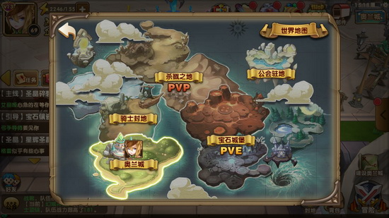 《永恒之歌》手游 宝石城堡副本玩法介绍
