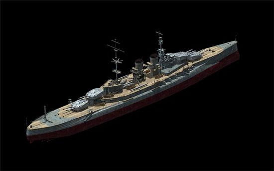 《战舰帝国》手游 五星级战舰伊丽莎白号怎么样介绍
