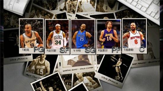 《NBA梦之队》手游 老司机的攻略总结不容错过