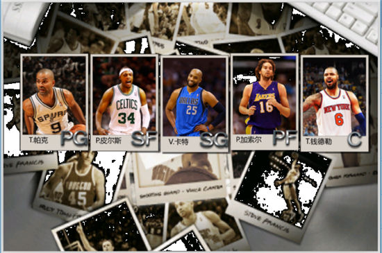 《NBA梦之队》手游 新手入门攻略