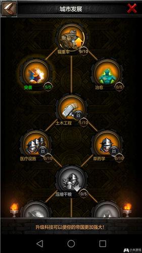 《COK列王的纷争》手游 综合型游戏攻略