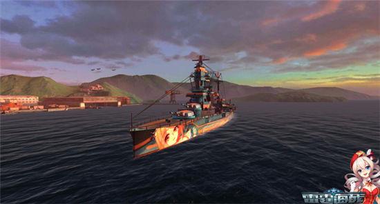 《雷霆海战》老舰长:战列舰走位及射击技巧