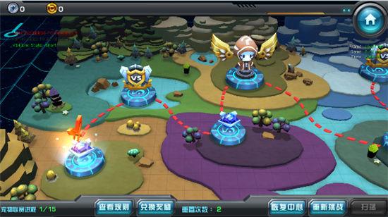 《口袋妖怪3DS》手游 宠物联赛攻略