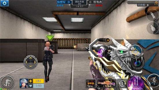 《全民枪战》手游游戏截图