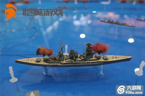 史上最逼真沙盘,恺英游戏还原沙巴克与海战现场