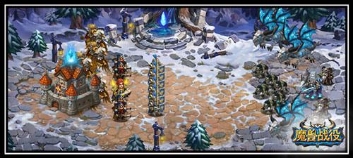 《魔兽战役》11月20日安卓首发 魔幻世界由你主宰