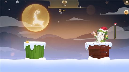 草精与神奇圣诞树联手送豪礼《天下》手游就要你圣诞开心!